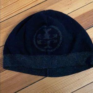 Tory Burch wool cashmere blend hat